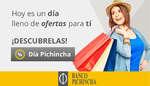 Ofertas de Banco Pichincha, Día Pichincha - Tecnología