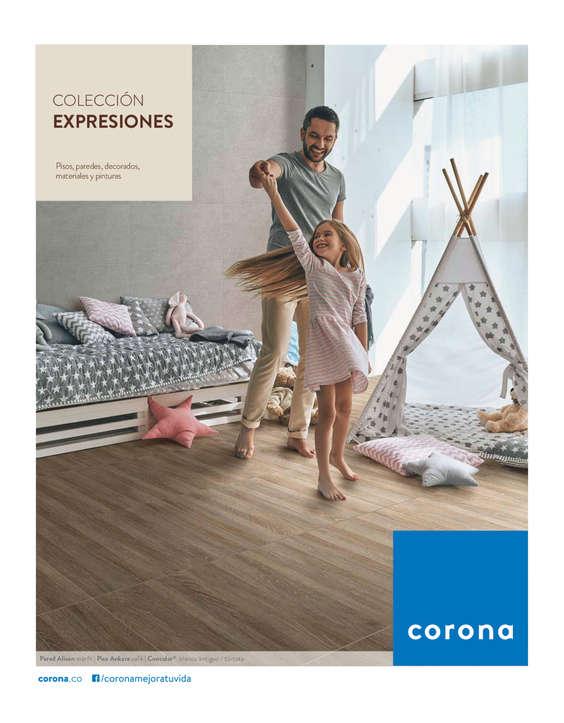 Ofertas de Corona Puntos de Venta, Expresiones 2019