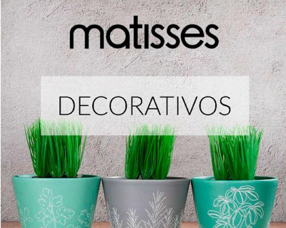 Ofertas de Matisses, Decorativos